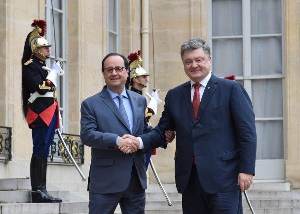 """Олланд анонсував нову зустріч лідерів країн """"нормандської четвірки"""""""