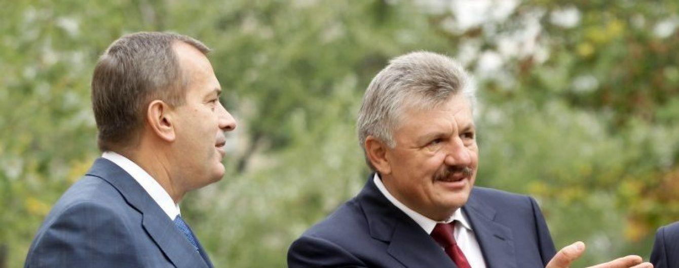 У ГПУ натякнули, що обшуки ведуться не лише у Клюєва і Сівковича