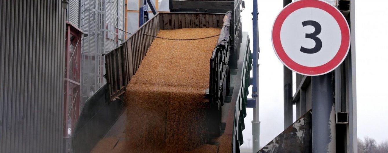 Україна використала 85% ліміту безмитного експорту продовольства до ЄС