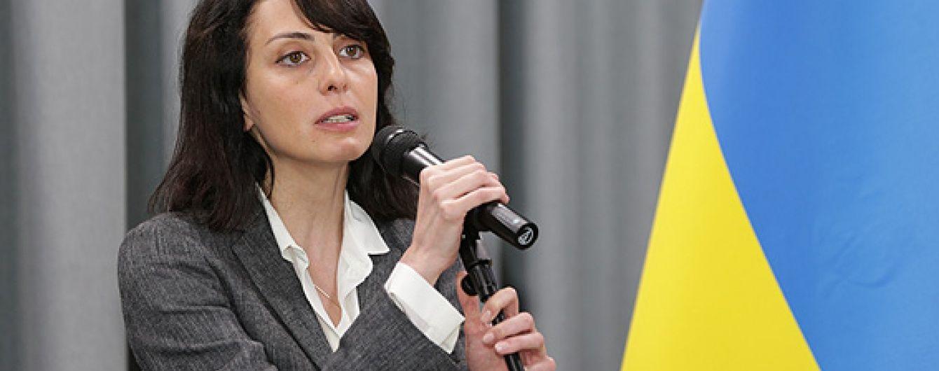Деканоїдзе назвала мільйонну суму, яка потрібна для завершення реформ МВС