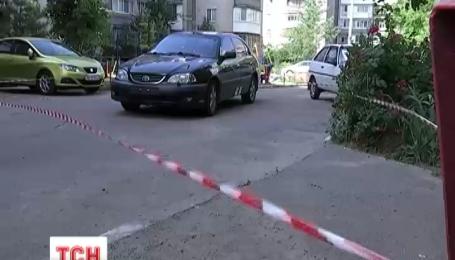 В Запорожье киллер пытался убить человека