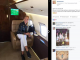 Дружина скандального екс-голови ДУСі Бакая хвалиться фото зі знаменитостями та російським прапором