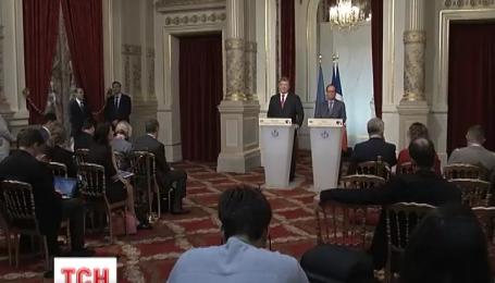 Новые переговоры могут провести лидеры Украины, Германии, Франции и России