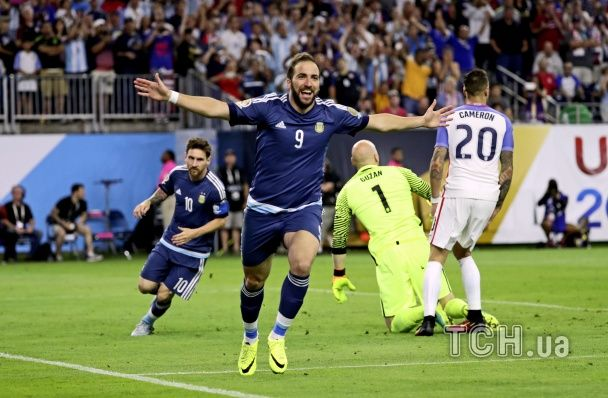 Аргентина розгромила США і вийшла у фінал Копа Америка