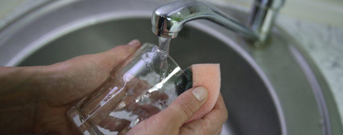 В Киеве хотят повысить тарифы на холодную воду