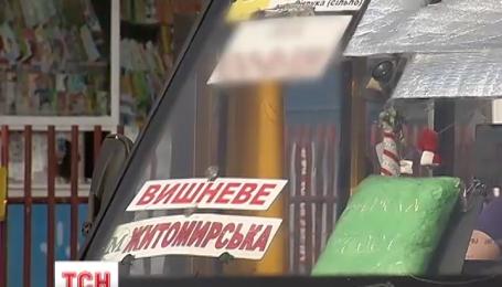 Жители окрестностей столицы не пострадали от забастовки маршрутчиков