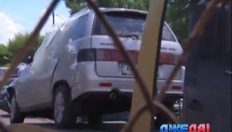 Как ДжеДАИ отвоевывали машину у владельцев штрафплощадки