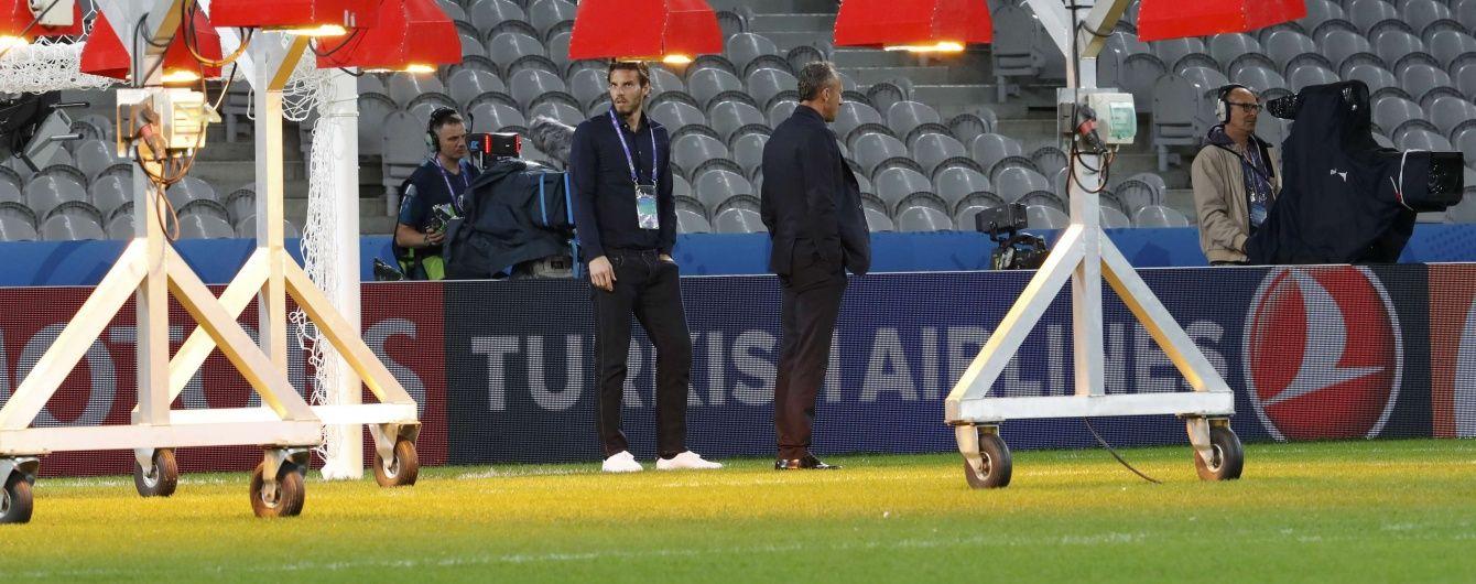 УЄФА скасує церемонію відкриття матчу Італія - Ірландія на Євро-2016
