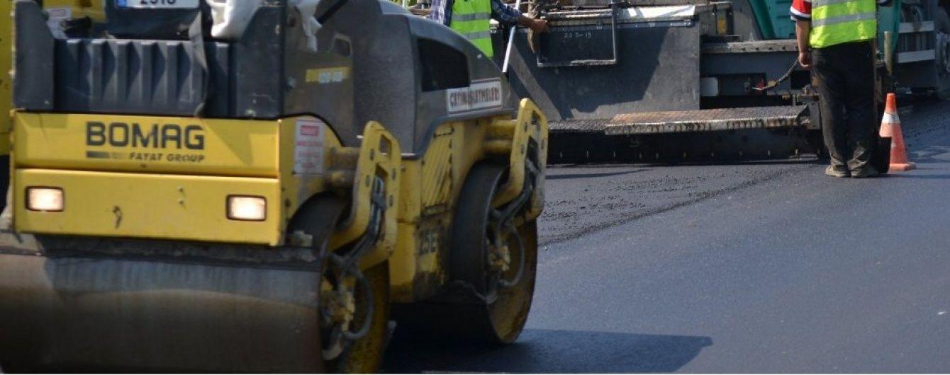 У Мережі з'явилася онлайн-мапа ремонту доріг в Україні