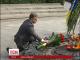 В Україні День скорботи і вшанування пам'яті жертв війни