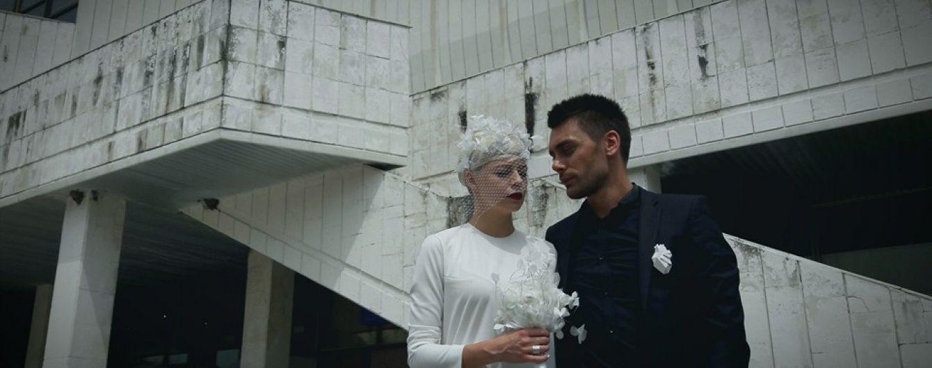 Onuka показала фото з весілля і розповіла про знайомство з чоловіком