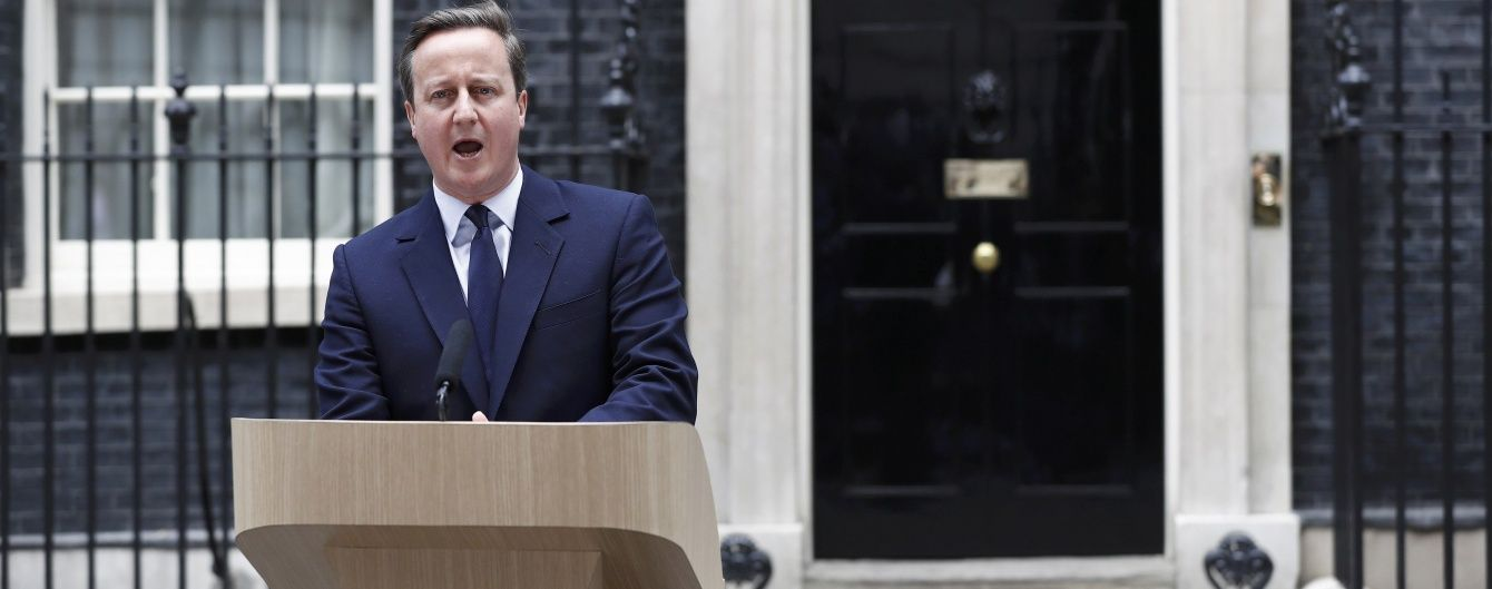 Для переїзду прем'єр-міністру Великобританії знадобилося 330 коробок