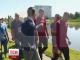 Кріштіану Роналду викинув мікрофон журналіста в озеро