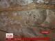 На Чернігівщині помітили образ ангела на стіні покинутої будівлі