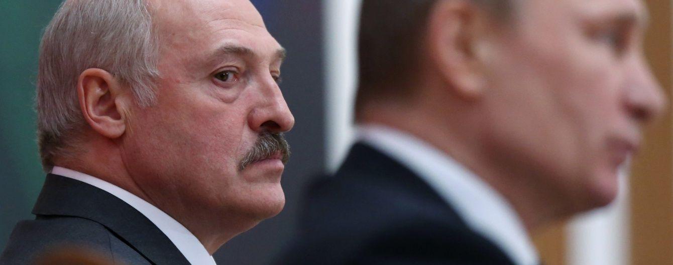 """Лукашенко обвинил Россию в экономическом давлении: """"Это никуда не годится"""""""