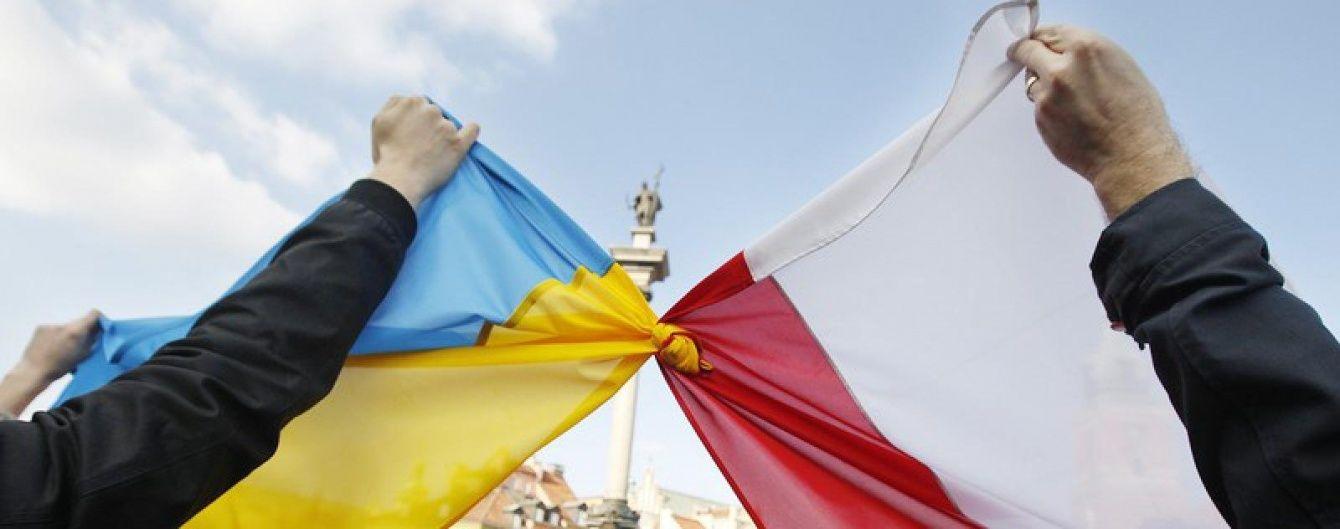 В правительстве назвали виновного в ухудшении отношений между Украиной и Польшей