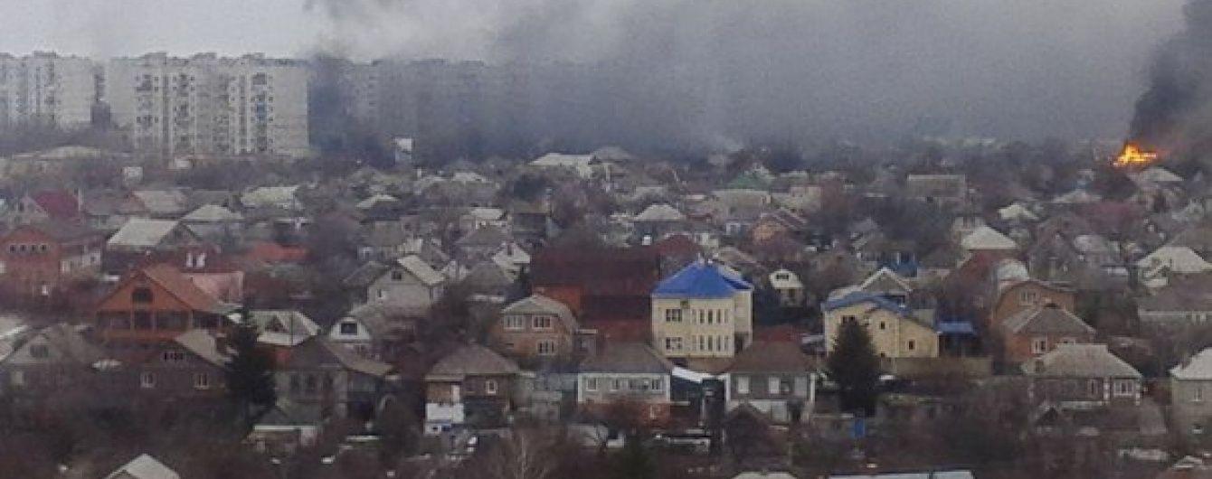 Військові розповіли про потужний вибух, який налякав жителів Маріуполя