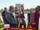 Кріштіану Роналду викинув в озеро мікрофон журналіста