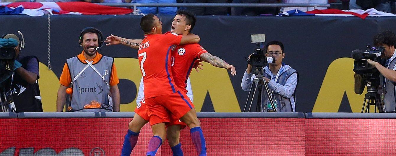 Футбольне дежавю: у фіналі Копа Америка-2016 зіграють Аргентина та Чилі