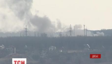 Боевики активизировались на Донбассе