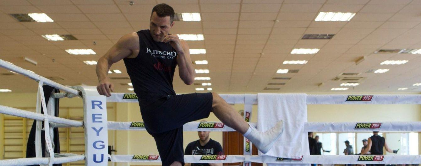 Кличко травмувався і зможе вийти на ринг лише в 2017 році – ЗМІ