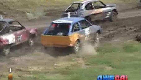 В Александрие стартовал 20 чемпионат Украины по гонкам на выживание