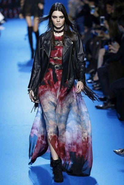 И снова гранж, панк, глэм-рок: тенденции моды сезона осень-зима 2016-2017