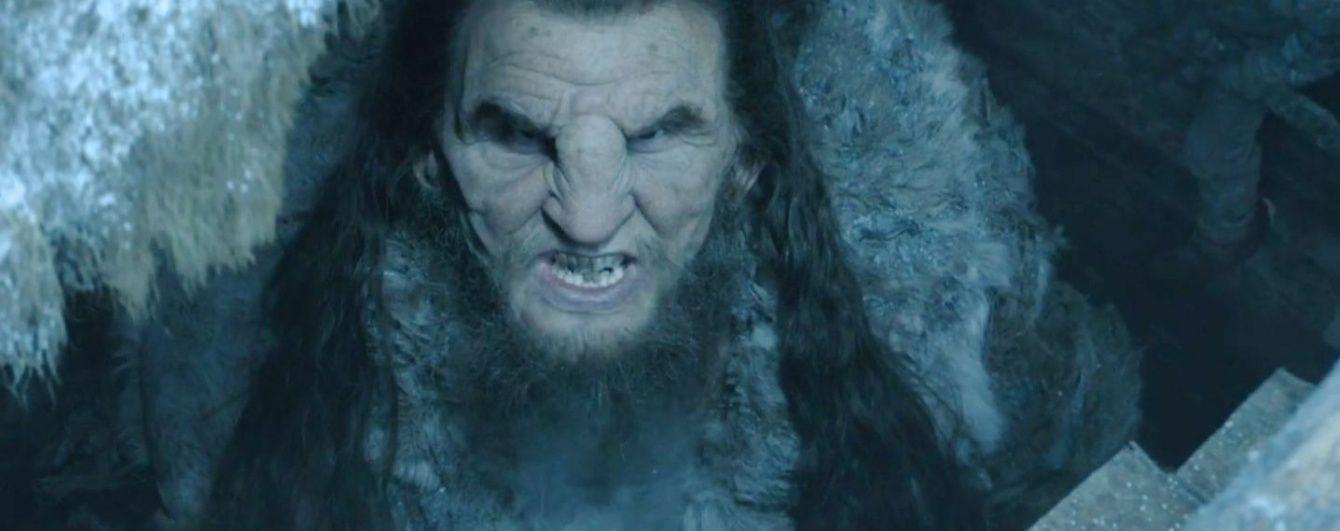 """Юзери дізналися, що велетень з """"Гри престолів"""" зіграв у """"Гаррі Поттері"""" та """"Зоряних війнах"""""""