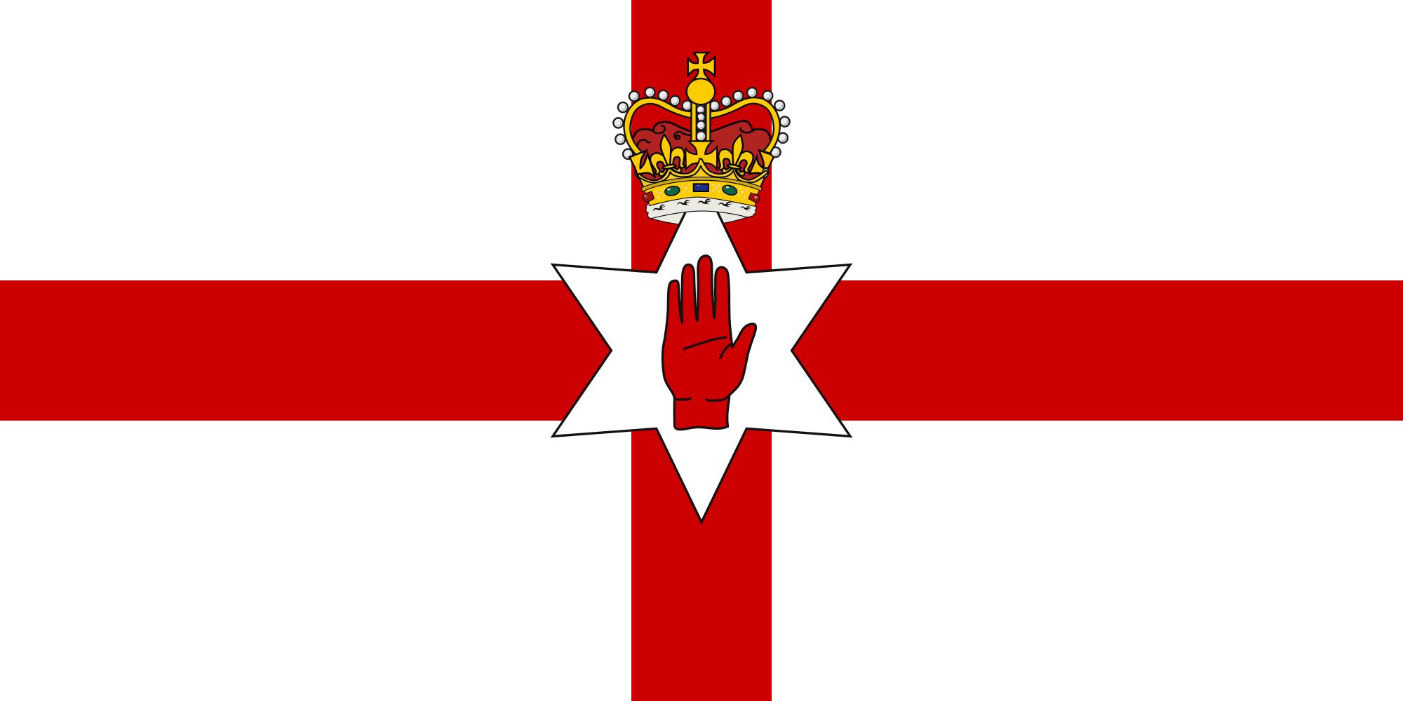 Эмблема ФК «Північна Ірландія»