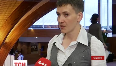 Після Європи Надія Савченко поїде регіонами  України