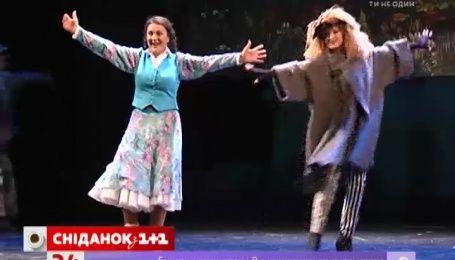 """Сегодня на сцене театра имени Ивана Франка состоится премьера спектакля """"Несравненная"""""""