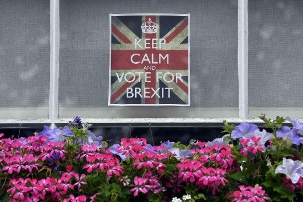 У захват від даних референдуму. Прихильники виходу Британії з ЄС шаленіють від перемоги