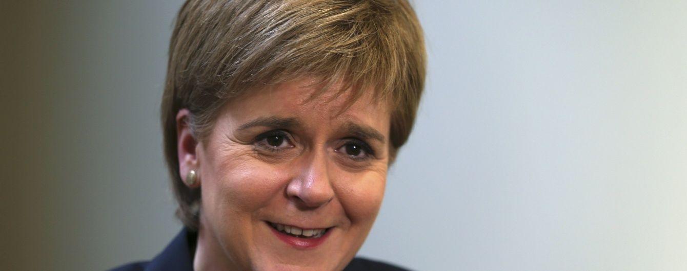 В уряді Шотландії заявили, що хочуть залишитися у ЄС