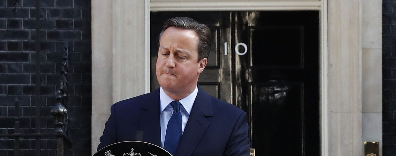 Кемерон вважає, що рішення про вихід з ЄС прийме новий прем'єр