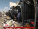 Демонтаж МАФів біля станції метро Святошин призупинили