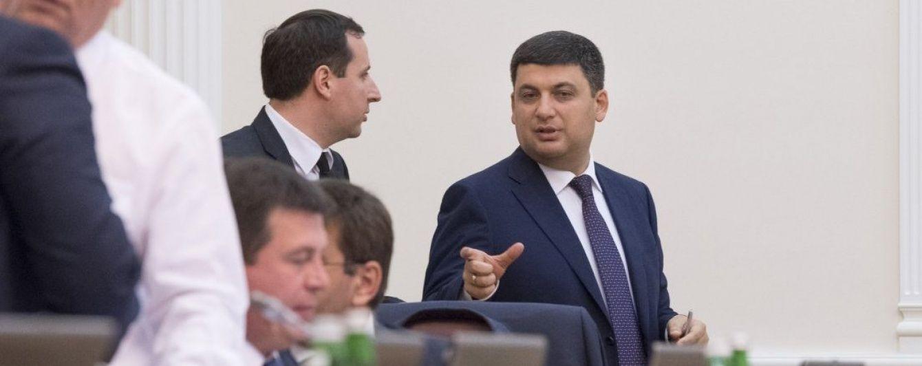 Кабмін обіцяє вжити відповідні заходи на посилення торговельної війни Росією