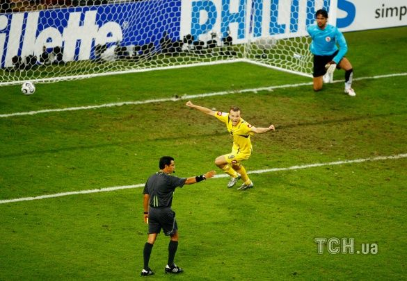 Швейцарія - Україна - 0:3 ЧС-2006, збірна України 2006 _3, Олег Гусєв