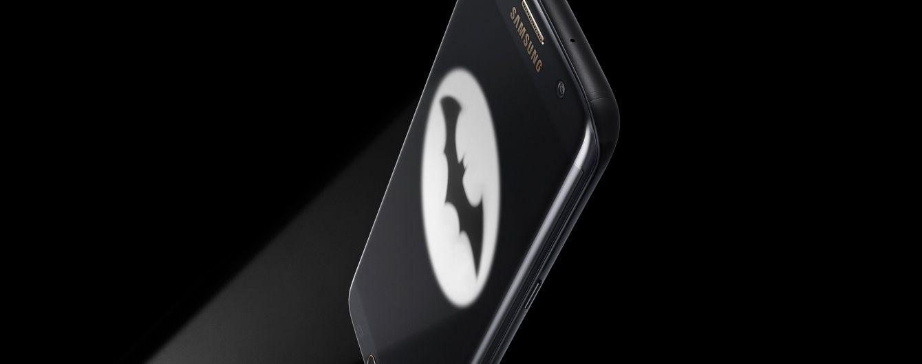 В Україні з'явився унікальний смартфон Galaxy S7 edge Injustice Edition