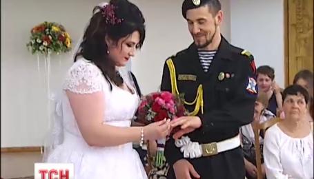 """Участник мультимедийного проекта """"Победители"""" женился на своей избраннице"""