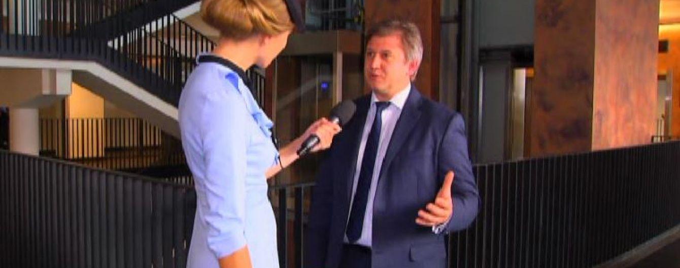 Міністр фінансів Данилюк пояснив, чому його дружина та діти мають громадянство Великої Британії