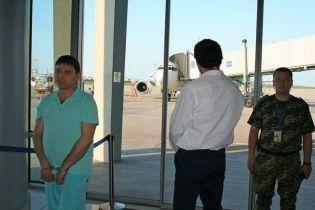 В аеропорту Харкова СБУ затримала бойовиків ІД