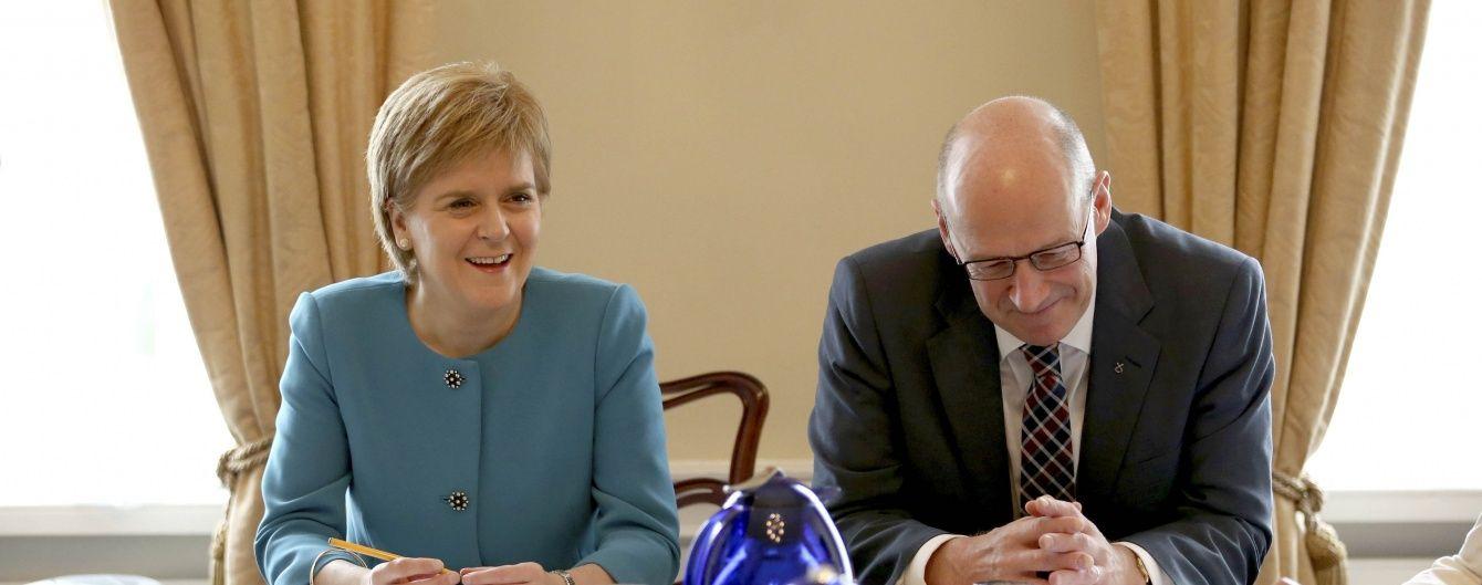 Шотландія вестиме переговори з Брюсселем, щоб зберегти своє місце в ЄС