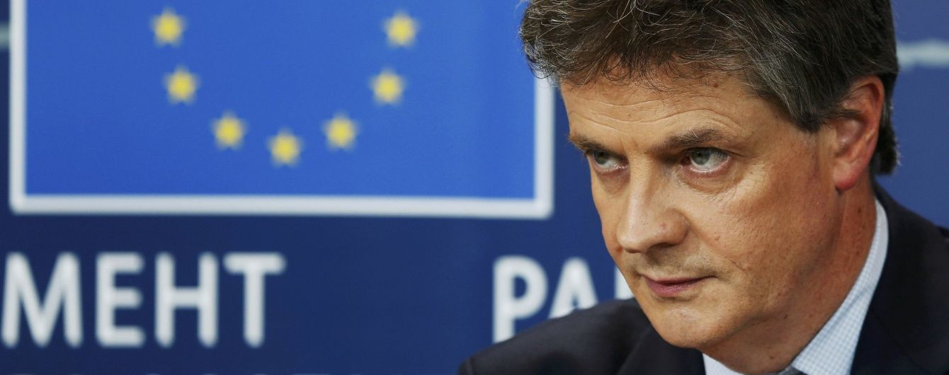 Британський єврокомісар подав у відставку