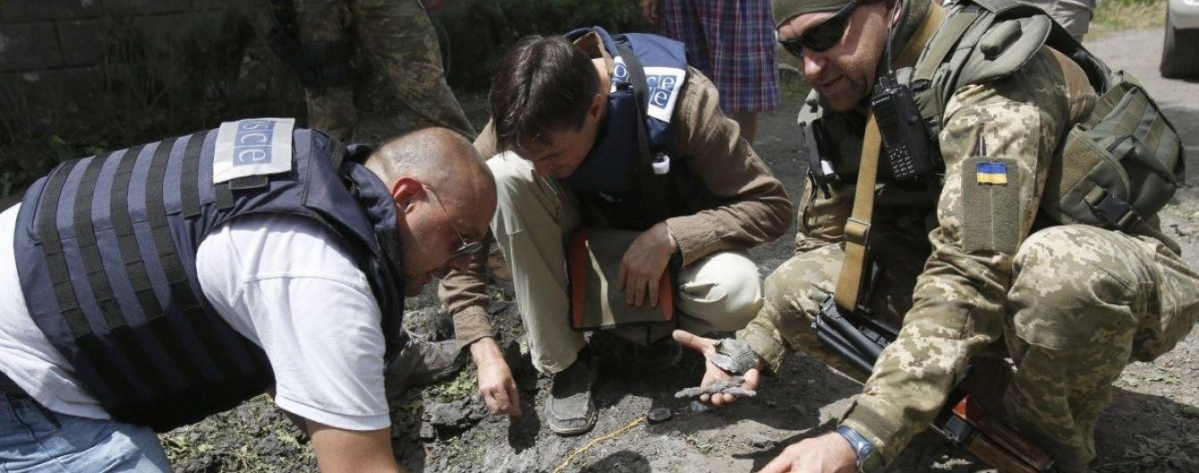 Жах у Мар'їнці: місто пережило потужний артилерійський обстріл бойовиків