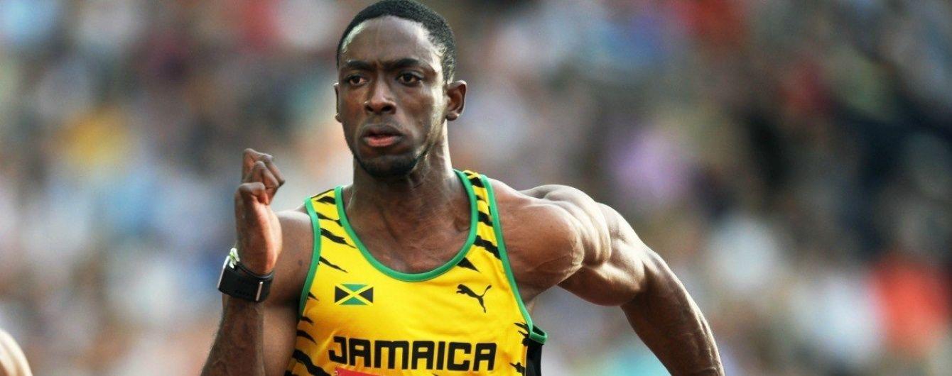 Ямайський олімпійський чемпіон з бігу заразився вірусом Зіка