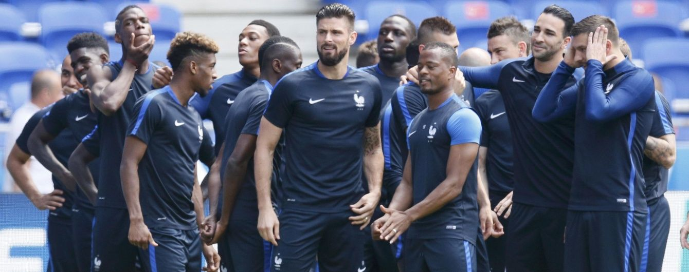 Франція, Німеччина і Бельгія мчать в 1/4 фіналу Євро-2016. Результати матчів 26 червня