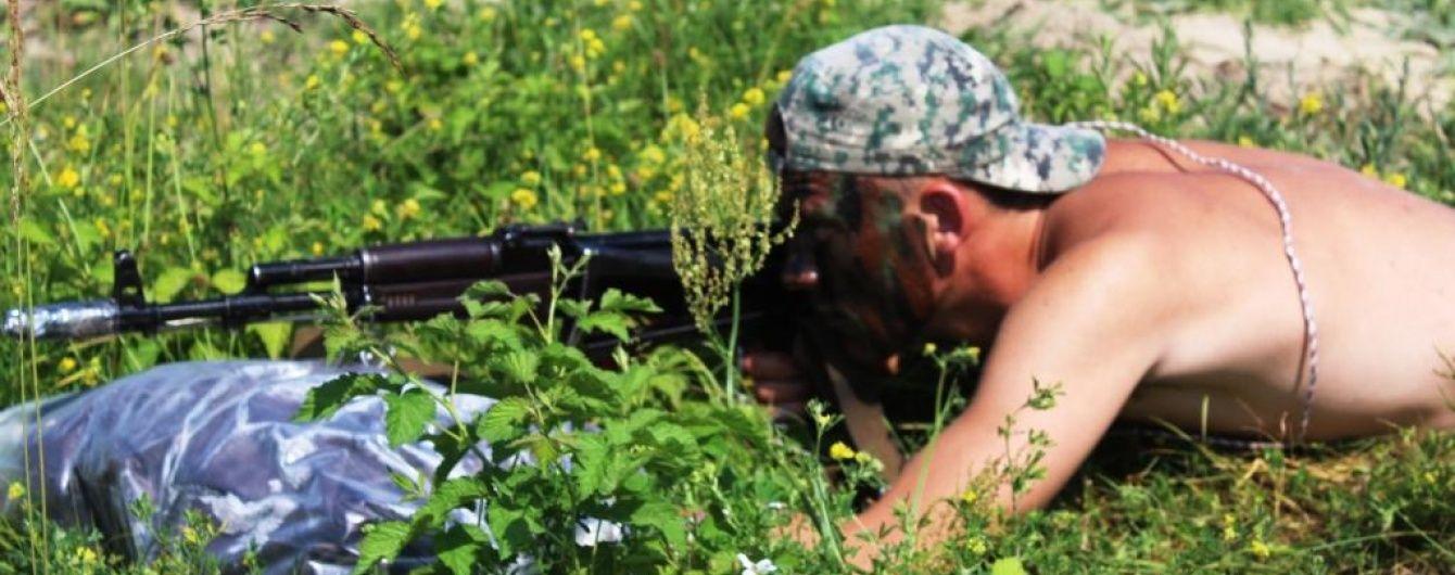 Минулої доби в зоні АТО один український військовий загинув, ще двоє поранені. Мапа АТО