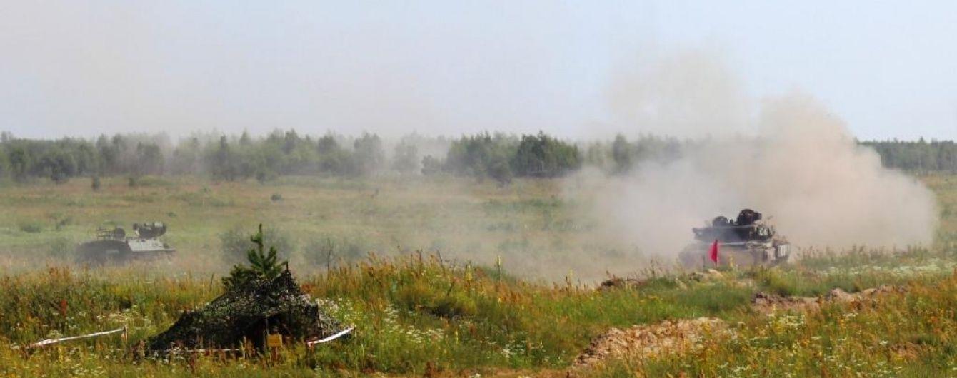 На Яворовском полигоне ночью погиб военный