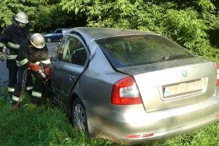 На Кіровоградщині у смертельній ДТП Skoda врізалася у вантажівку
