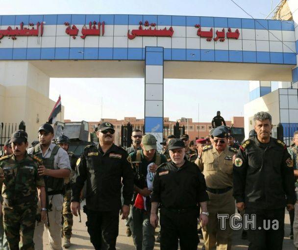 """Іракські військові заявили про повне звільнення Фаллуджі від бойовиків """"ІД"""""""
